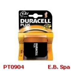 MN1203 DU0600 BATT.PIATTA 4,5V - DURACELL PT0904
