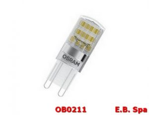 PARATHOM LED PIN G9 - LEDVANCE SPA OB0211