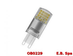 PARATHOM LED PIN G9 - LEDVANCE SPA OB0229