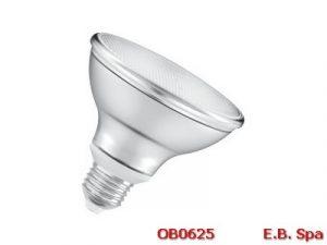 PAR30 LED 8W/827 E27 36°DIMM. 650LM 95X115 - LEDVANCE SPA OB0625
