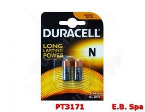 MN9100(N)DU26 ALK.MICROST.BL2P BATT.1,5V - DURACELL PT3171
