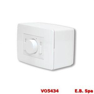 COMANDO PER VENTILATORI - VORTICE ELETTROSOCIALI SPA VO5434