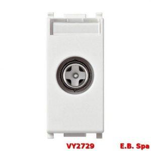 Presa TV-RD-SAT diretta bianco - VIMAR SPA VY2729