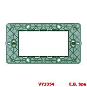 Supporto 4M +viti - VIMAR SPA VY3354