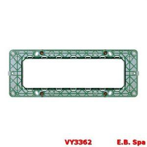 Supporto 7M +viti - VIMAR SPA VY3362