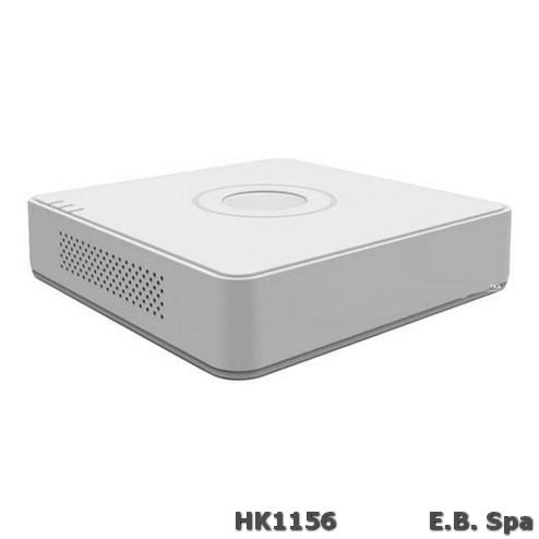 Mini NVR 1U 8 PoE a 8 canali - HIKVISION ITALY SRL HK1156