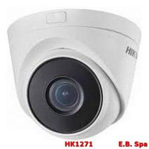 Telecamera di rete a torretta fissa da 4 MP - HIKVISION ITALY SRL HK1271