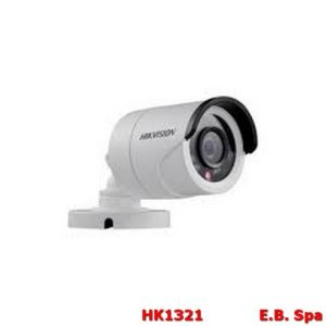 Mini telecamera Bullet fissa da 2 MP - HIKVISION ITALY SRL HK1321
