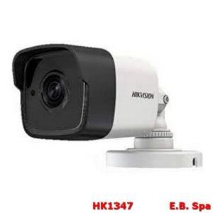 Mini telecamera Bullet fissa da 5 MP - HIKVISION ITALY SRL HK1347