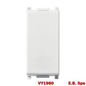 Pulsante 1P NO 10A bianco - VIMAR SPA VY1960