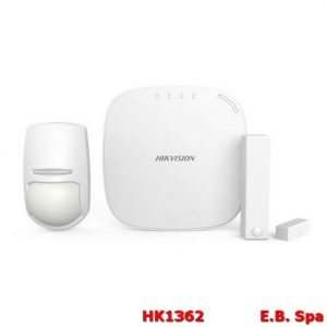 Kit pannello wireless AX (868 MHz) - HIKVISION ITALY SRL HK1362