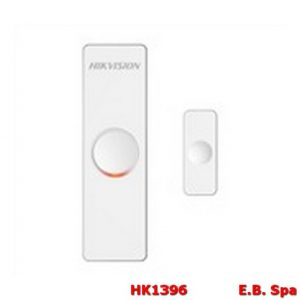 Contatto magnetico wireless - HIKVISION ITALY SRL HK1396