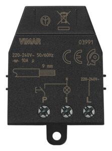 Modulo relé ad impulsi Quid 10A - VIMAR SPA VX0005