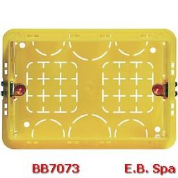 scatole - da incasso a 3 posti - BTICINO S.P.A BB7073