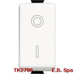 matix - interruttore 2P 16A - BTICINO S.P.A TK2786