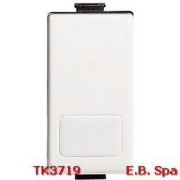 matix - interruttore 1P 16A illuminabile - BTICINO S.P.A TK3719