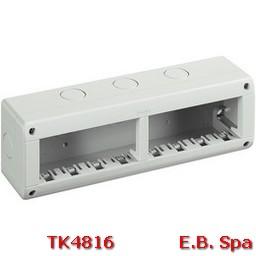 idrobox matix - custodia IP40 8P - BTICINO S.P.A TK4816