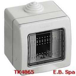 idrobox matix - custodia IP55 1P - BTICINO S.P.A TK4865