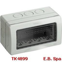 idrobox matix - custodia IP55 4P - BTICINO S.P.A TK4899
