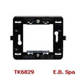magic - supporto TT 2P scatola tonda - BTICINO S.P.A TK6829