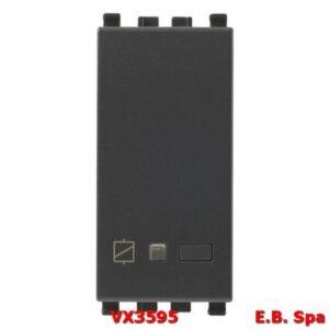 Attuatore connesso IoT 16A grigio - VIMAR SPA VX3595