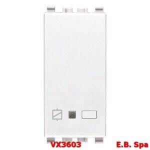 Attuatore connesso IoT 16A bianco - VIMAR SPA VX3603
